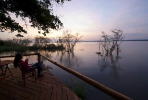 Water bodies as a Rwanda Safari Attraction in Akagera National Park