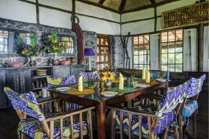 Mountain Gorillas' Nest Lodge