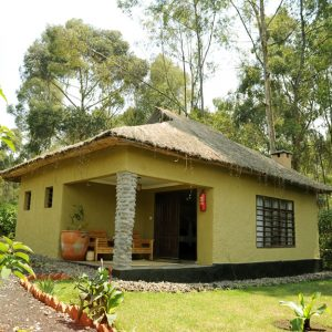 Midrange / Standard Accommodation in Volcanoes National Park