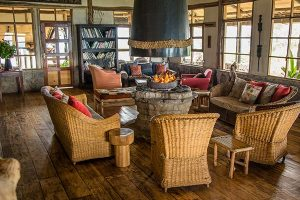 Virunga Lodge in Volcanoes Park Rwanda